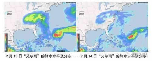 """飓风""""艾尔玛""""或""""重创""""美国相关农产品"""